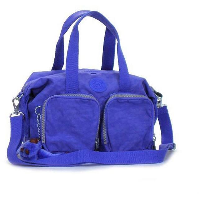 キプリング KIPLING ショルダーバッグ BASIC K13355 LYZA S WILD BLUE L.BL