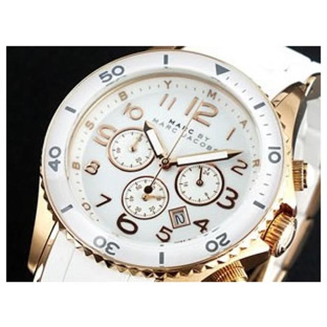 マーク バイ マークジェイコブス 腕時計 クロノグラフ mbm2547