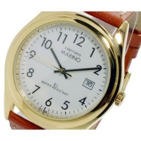 マリノ キャピターノ MARINO CAPITANO クオーツ メンズ 腕時計 MC-868-1