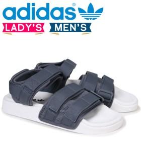 アディダス オリジナルス adidas Originals アディレッタ サンダル ADILETTE SANDAL 2.0 W レディース メンズ CQ2672 グレー