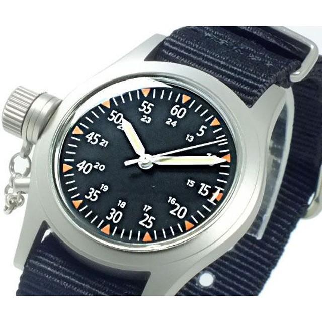 ブルッキアーナ BROOKIANA VINTAGE 腕時計 BAV001-3B