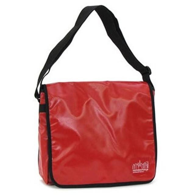 マンハッタンポーテージ manhattan portage ショルダーバッグ 1428-vl vinyl dj bag red