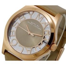 マークバイ マークジェイコブス MARC BY MARC JACOBS クオーツ レディース 腕時計 MBM1245