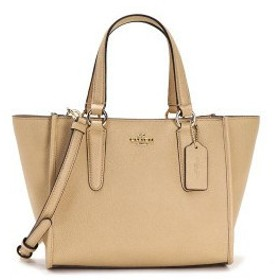 コーチ coach ショルダーバッグ 33996 mini crosby carryall li/nude be/iv