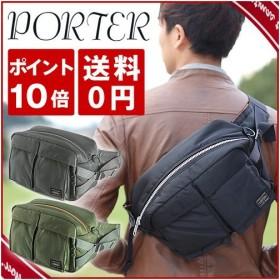 吉田カバン ポーター PORTER 2way ウエストバッグ ファニーパック ボディバッグ TANKER タンカー 622-08302 メンズ