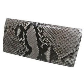 錦ヘビ 無双 長財布 さいふ サイフ メンズ 錦蛇革使用 日本製