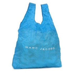 marc by marc jacobs マークバイマークジェイコブス エコバッグblue