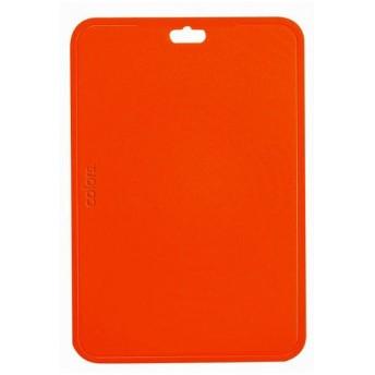 カラーズ AG抗菌食洗機対応 まな板シート(クッキングシート) ちょっと大きめ オレンジ C-1664