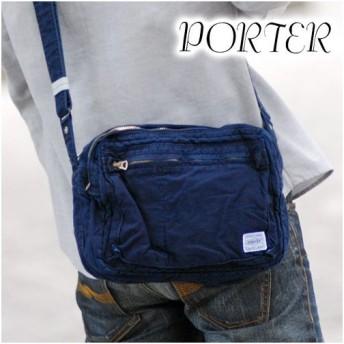 (PORTER ポーター)ポーター バッグ PORTER ポーター ショルダーバッグ 吉田カバン ディープブルー DEEP BLUE 630-06444 吉田かばん