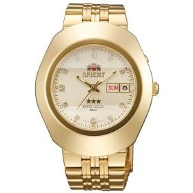 オリエント ORIENT 海外モデル 自動巻き メンズ 腕時計 時計 SEM70004C8 ゴールド