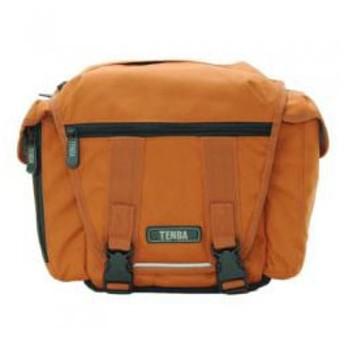 TENBA テンバ メッセンジャーカメラバッグ Sサイズ 濃オレンジ 638-354