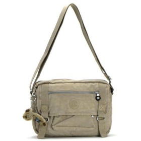 キプリング kipling ショルダーバッグ BASIC K15020 GRACY CAFFE LATTE BE/IV