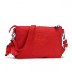 Kipling(キプリング) ナナメガケバッグ K15155 10P CARDINAL RED