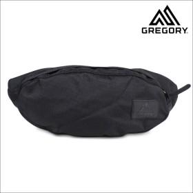 GREGORY グレゴリー ボディバッグ ウエストバッグ 2.5L テールランナー TAILRUNNER 652385455 ブラック メンズ レディース