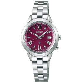 セイコー SEIKO ルキア LUKIA ソーラー 電波 レディース 腕時計 SSQV019 国内正規
