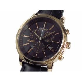 シチズン CITIZEN エコドライブ 腕時計 日本製 AT0496-07E