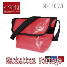 manhattan portage マンハッタンポーテージ メッセンジャーバッグ 1603-vl
