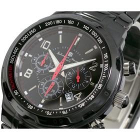 サルバトーレマーラ 腕時計 セラミック クロノ SM9020-BK