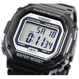 カシオ CASIO スタンダード デジタルクォーツ 腕時計 F108WHC-1A