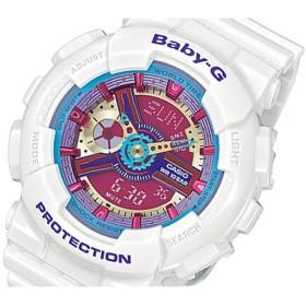 カシオ CASIO ベビーG BABY-G レディース 腕時計 BA-112-7AJF 国内正規
