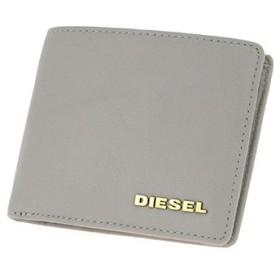 diesel ディーゼル x01663-ps777/t8090 二つ折り財布(小銭入れ付) 100% cow leather