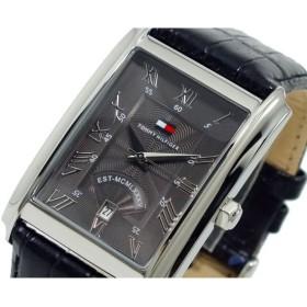 トミーヒルフィガー tommy hilfiger 腕時計 メンズ  1710126