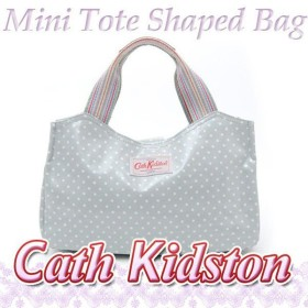 CathKidston キャスキッドソン MINI TOTE SHAPED BAG 345118 TNCK