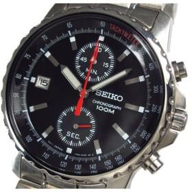 セイコー SEIKO 腕時計 クロノグラフ メンズ SNN065P1