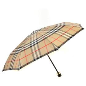 バーバリー BURBERRY  折りたたみ傘 ポリエステル 4007173