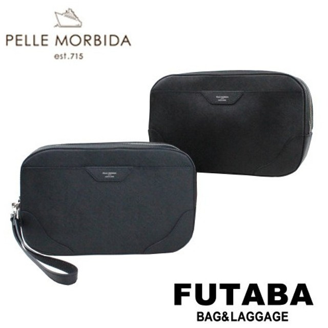 ノベルティプレゼント ペッレ モルビダ セカンドバッグ  PELLE MORBIDA PELLE MORBIDA pmo-ca012 クラッチバッグ