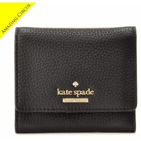 ケイトスペード KATE SPADE ミニ財布 定期入れ 小銭入れ付き JADA 三つ折り財布 PWRU5594 0018 001