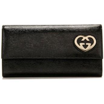 グッチ GUCCI 財布 サイフ さいふ 二つ折り長財布 LOVELY ラブリー251861