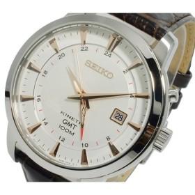 セイコー SEIKO キネティック KINETIC クオーツ メンズ 腕時計 SUN035P1
