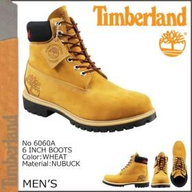 ティンバーランド Timberland 6インチ プレミアム ブーツ 6 INCH PREMIUM BOOTS ヌバック メンズ 6060A ウィート