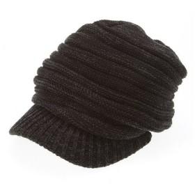 烏帽子ニットキャップ OZ18501 ミックスグレー