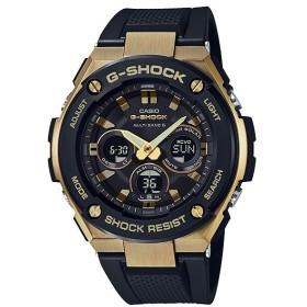 カシオ CASIO Gショック G-SHOCK アナデジ クオーツ メンズ 腕時計 時計 GST-W300G-1A9JF ブラック 国内正規