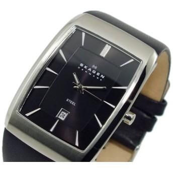 スカーゲン SKAGEN クオーツ 腕時計 メンズ 690LSLB
