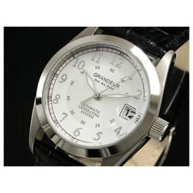グランドール GRANDUER 腕時計 オートクォーツ チタン MGS001W1