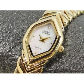モントレス MONTRES 腕時計 レディース MS-026-GPWH