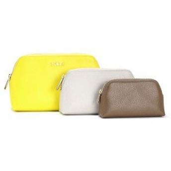 フルラ furla ポーチ バッグ ei20 isabelle cosmetic case set sunny+opale+color daino yl