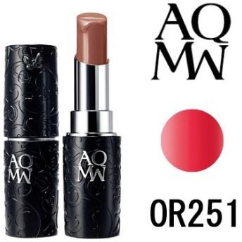 AQ MW ルージュ グロウ OR251 3g コーセー コスメデコルテ - 定形外送料無料 -wp
