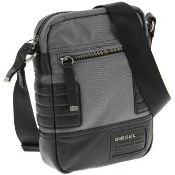 ディーゼル DIESEL ショルダーバッグ メンズ X03023-P0480-H5363 グレー