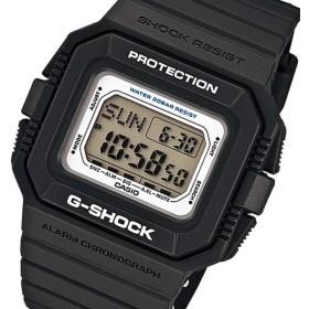 カシオ CASIO Gショック G-SHOCK ベーシック メンズ 腕時計 DWD55001DR ブラック