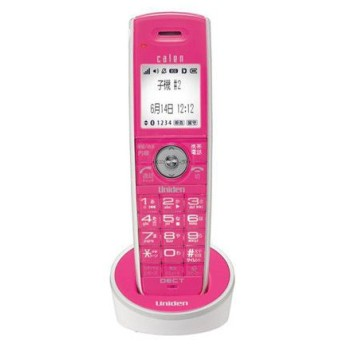 コードレス電話機【増設子機】 DCX320-RO