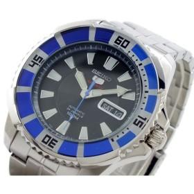セイコー SEIKO セイコー5 スポーツ 5 SPORTS 自動巻き 腕時計 SRP203K1