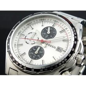 フォッシル FOSSIL クロノグラフ 腕時計 CH2730