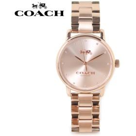 コーチ COACH 腕時計 レディース ローズゴールド 14502929