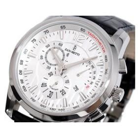 ZANOBETTI ザノベッティ クロノグラフ 腕時計 Z902SBKSI