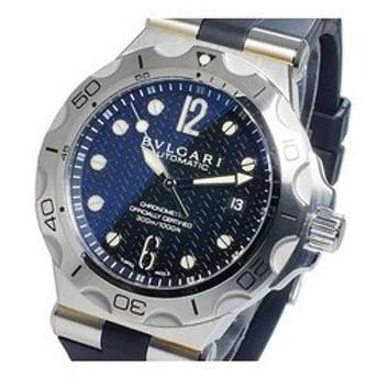 ブルガリ bvlgari ディアゴノ プロフェッショナル スクーバ アクア 自動巻き メンズ 腕時計 dp42bsvdsd (代引き不可)