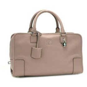 ロエベ loewe ハンドバッグ amazona 352.79.a22 amazona powder l.pk